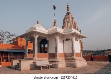 a small temple in india