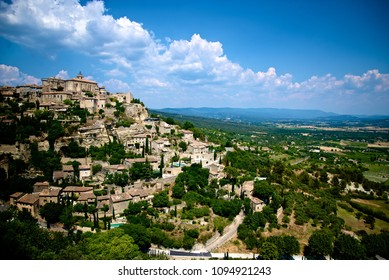 Small Town in Provence
