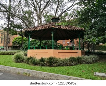 Kiosk Gazebo Images, Stock Photos & Vectors | Shutterstock