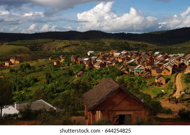 Small village in Madagascar's highlands - 3