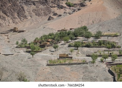 Small village, Wakhan Corridor, Afghanistan, Central Asia