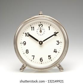 Small vintage alarm clock