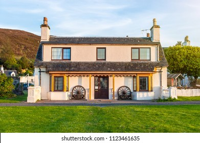 Small Vintage House Hotel in Scotland