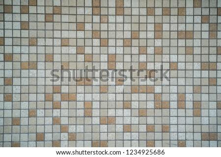 Small Wall Tiles Random Pattern Stock Photo Edit Now 60 Mesmerizing Random Tile Pattern