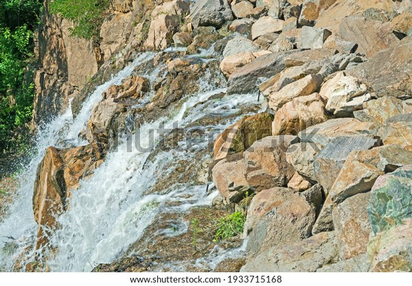 small-waterfall-mountain-river-summer-60