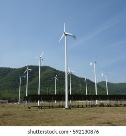 small wind turbine for electric in Thailand