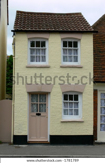 Smallest House World Stock Photo Edit Now 1781789