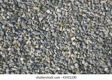 Small-sized gravel - can be used as background.