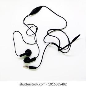 SmallTalk phone black on white background.