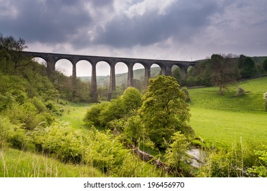 Smardale Viaduct / The Smardale Viaduct was built for the Settle to Carlisle line being 220m long and 40m high