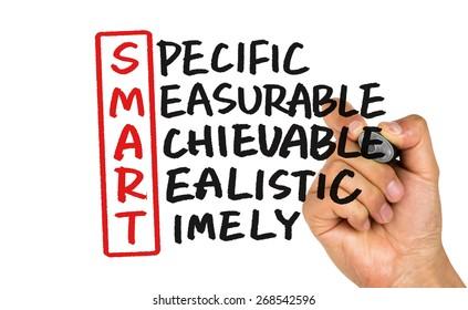 smart crossword concept handwritten on whiteboard