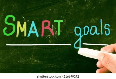 setting goals for children. SMART