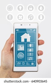 Smart home internet of things control