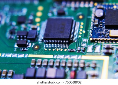 smart phone motherboard. computer parts
