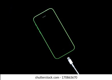 smart phone recharging battery