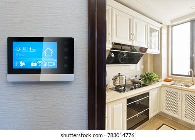 Smart Kitchen Images, Stock Photos & Vectors | Shutterstock