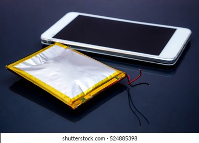 Smartphone battery swelling / Risk of using smartphone