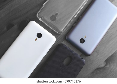 Smartphone and case