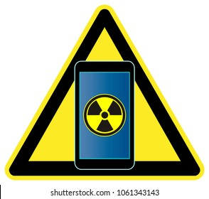 Smartphones and Radiation. Potential risk for cellphone user through the emission of electromagnetic energy