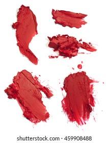 Smashed Matte Red Lipstick