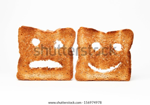 Smiley Toast