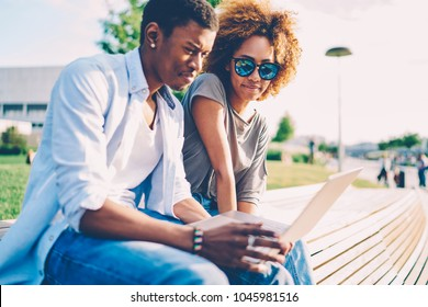 Afro-Amerikaanse online dating service