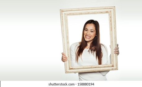 Holding Frame Images, Stock Photos & Vectors | Shutterstock