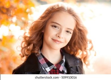 12 year old blonde girl