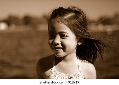 smiling child 2