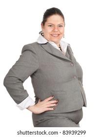 Fat Lady Fat Suit