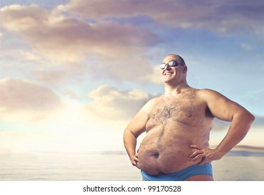 Fat very men of pictures How Different