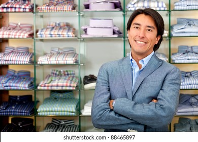 Clothing Store Manager Images, Stock Photos & Vectors | Shutterstock