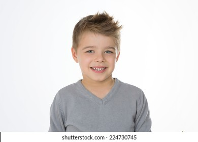 Boy model images stock photos vectors shutterstock smiling young little boy in commercial pose voltagebd Choice Image