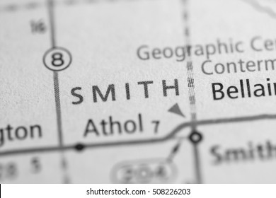 Smith. Kansas. USA.