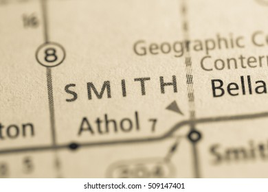 Smith. Kansas. USA.