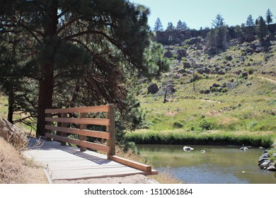 Smith Rock State Park Famous Central Oregon Climbing and Hiking Destination