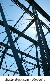 Smithfield Street Bridge metal work