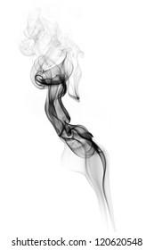 дым абстрактный