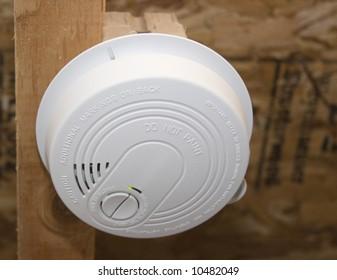 Smoke Alarm in New Construction