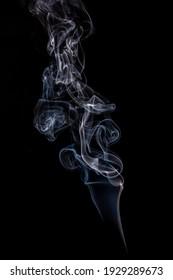 smoke art photography design logo