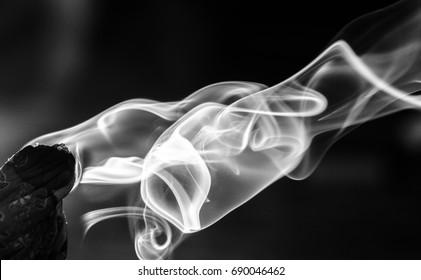 Smoke, background