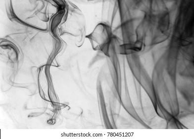Smoke black dark  fire smoke 35