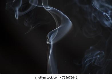 smoke question mark