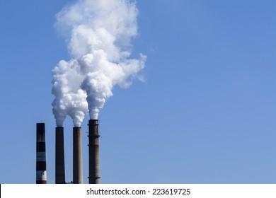 Smoke Stack Sky