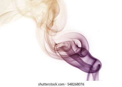 smoke as wallpaper / Smoke is a collection of airborne solid and liquid particulates and gases emitted when a material undergoes combustion or pyrolysis