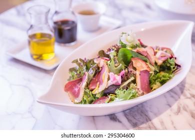 smoked ham Salad