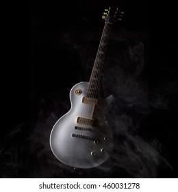 Smokey Les Paul style guitar