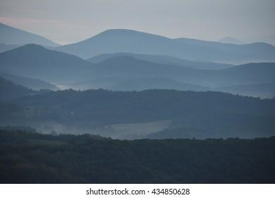 Smokey Mountains Vista 1