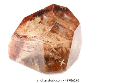 SMOKEY QUARTZ IS A BROWN TO BLACK VARIETY OF QUARTZ CAUSED THROUGH THE NATURAL IRRADIATION OF ALUMINUM CONTAINING ROCK CRYSTAL