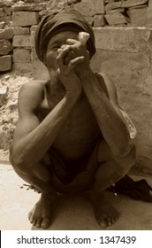 smoking baba